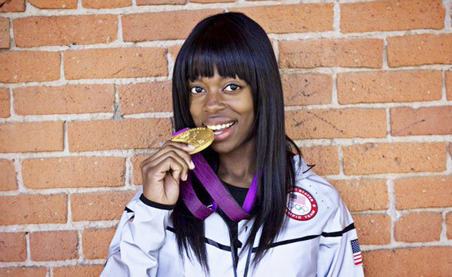 "Keshia Kirtz (Baker): Olympics Gold Medalist 4X400 m relay Reveals her Success Mantra "" To be successful set your mind that you want to achieve it"""