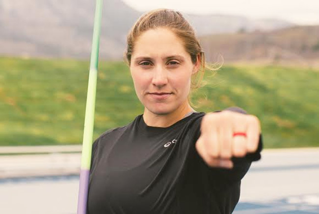 Kara Winger: Exceptionally Talented American Javelin Thrower Two-time Olympian and American Record Holder Shares Her Inspirational Story of Success