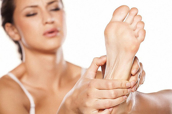 Foot Massage - A Relief for Tired Feet