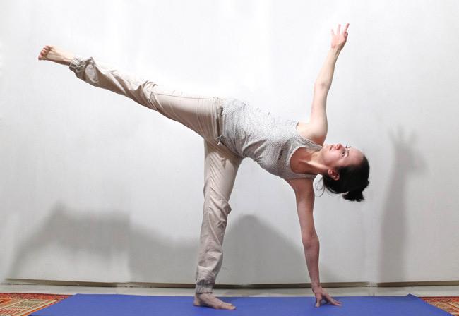 Yoga Asana for Flat Feet