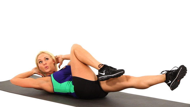 Exercises for a perfect Ab and bum