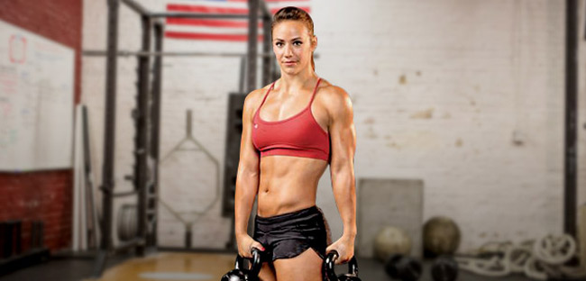 Camille Leblanc-Bazinet: Fittest Woman on Earth and Winner of CrossFit ...