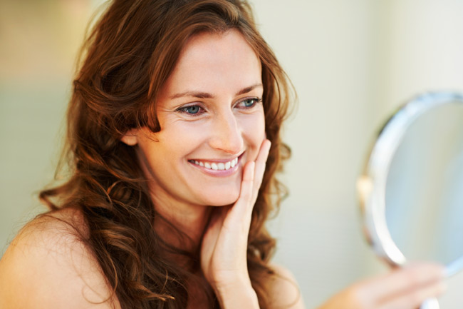 Mirror, Mirror: Natural Anti-Aging Strategies for Women Over 50