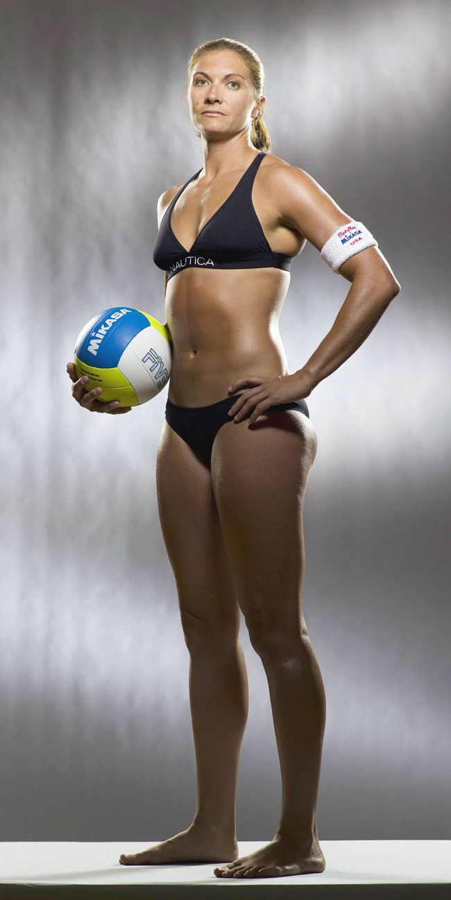 Misty May Treanor Three Times Olympic And Three Times