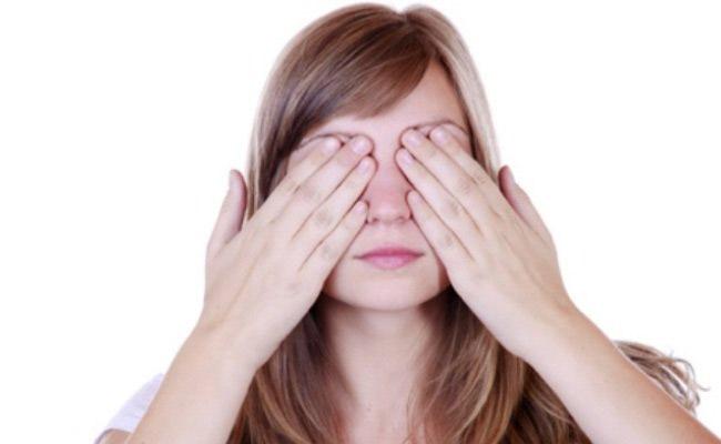 Yoga to Balance Eyestrain