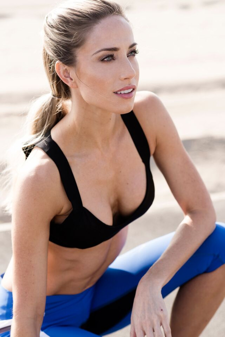 Astrid Swan: Exceptionally Talented and Stunningly Beautiful Fitness Expert and Model Reveals her Fitness, Diet and Beauty Secrets