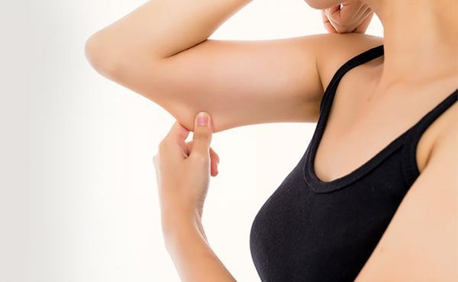 Wave Goodbye to Flabby Arms.