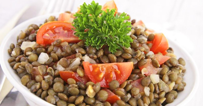 Eating One Serving Day Of Lentils Could Contribute To