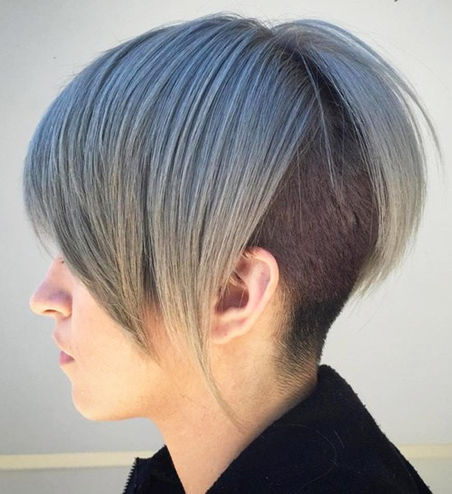 Hairstyle Trend In 2016 Undercut Hair