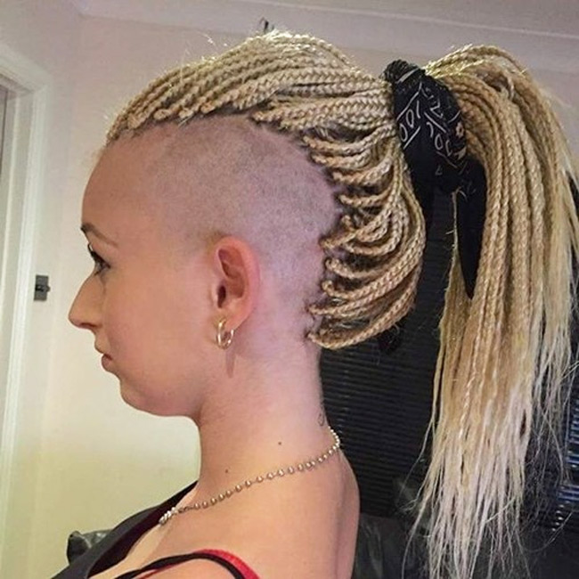 Women Hairstyle Trend In 2016 Undercut Hair Page4