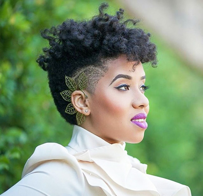 Women Hairstyle Trend in 2016: Undercut hair - Page4