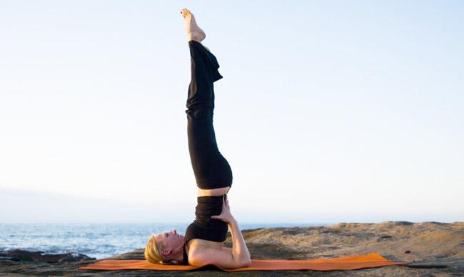 Top 10 Balance Building Yoga Asanas