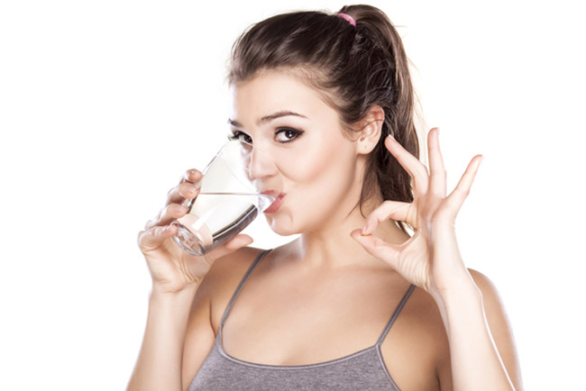 Water: an element in healthy weight loss