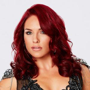 Sharna Burgess Natural Hair Color