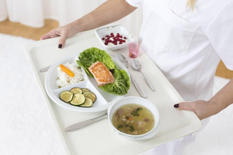 Nutrition of the cancer patients a healthy diet is very important for someone undergoing treatment for cancer this is a time when there is much demand on the body forumfinder Images