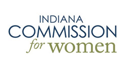 The Indiana Commission for Women Indiana USA.