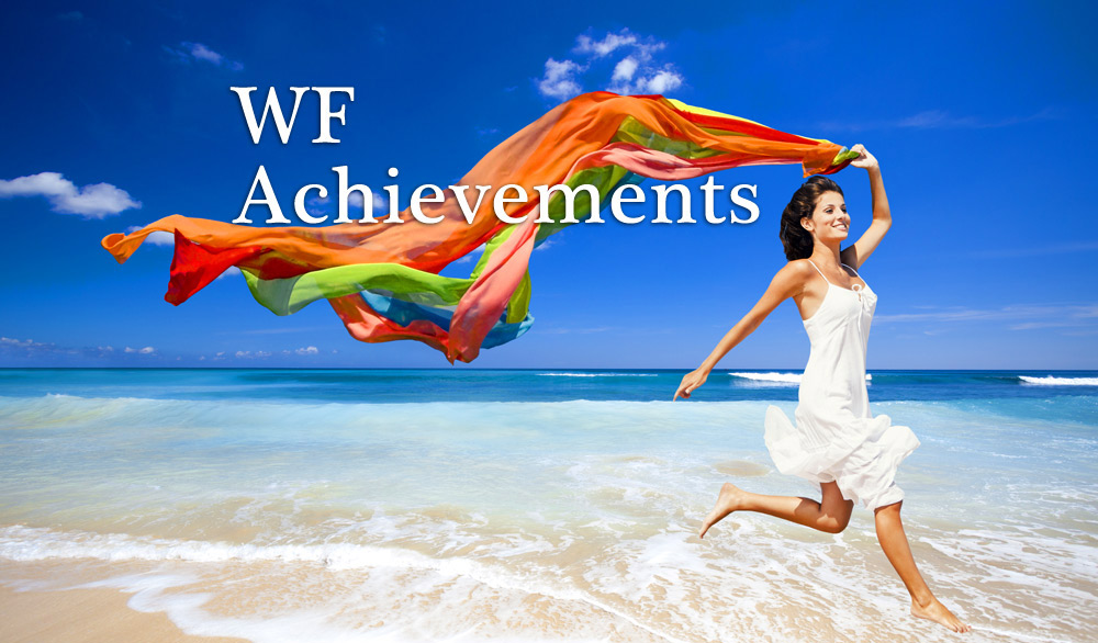 Women Fitness Achievements