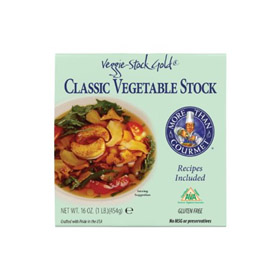 More Than Gourmet Veggie-stock Gold; Vegetable Stock, 16-Ounce Packages