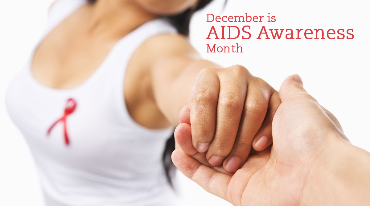 November AIDS Awareness Month : Women Fitness > Women Health Concern