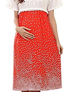 Maternity Soft and Comfortable Nursing Skirt