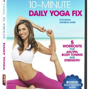 BeFit: 10-Minute Daily Yoga Fix