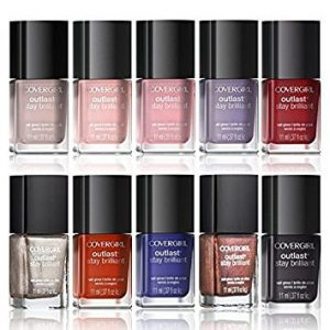 CoverGirl Nail Gloss Color Set