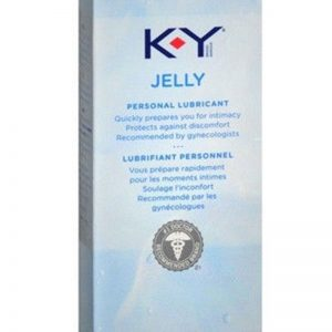 K-Y KY Jelly Personal Lubricant Water