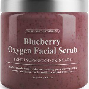Blueberry Oxygen Facial Scrub