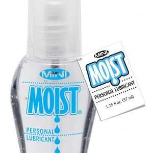 Moist Water Based Personal Lubricant