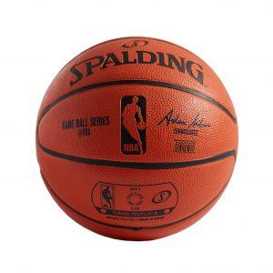 Spalding NBA Mini 2-Panel Basketball