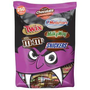 MARS Chocolate Favorites Halloween