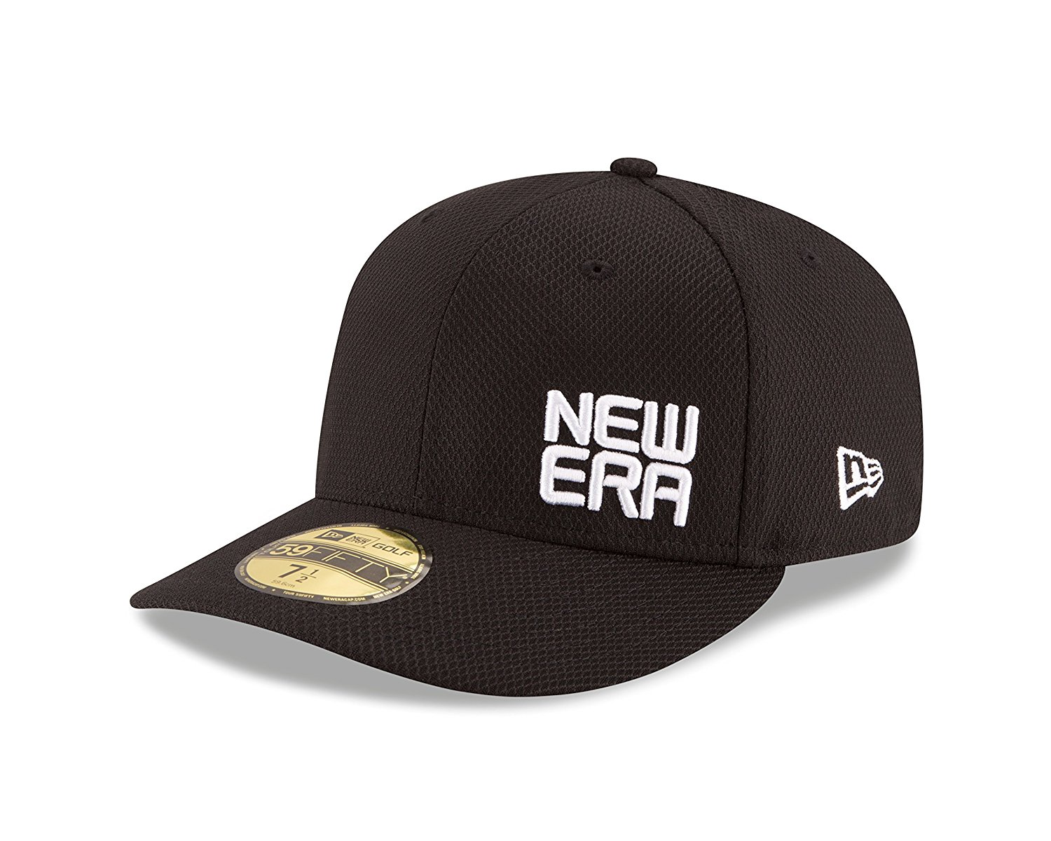 New Era Golf Tour 59FIFTY Stacked Logo Fitted Cap - WF Shopping 9e0214c8fcc