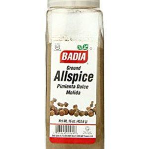 Badia Allspice Ground, 16 Ounce