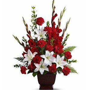 Funeral Flowers - Tender Tribute Bouquet