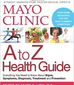 Mayo Clinic A to Z Health Guide