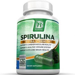 BRI Nutrition Spirulina