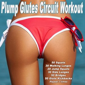 Plump Glutes Circuit Workout