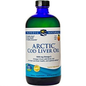 Nordic Naturals - Arctic CLO, Heart and Brain Health