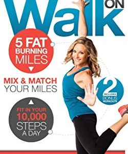 Fat Burning Miles Walking Exercise