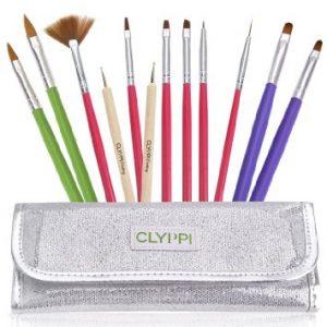 Nail Art, Gel & Acrylic Brushes Set