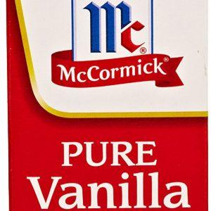 McCormick's Pure Vanilla Extract