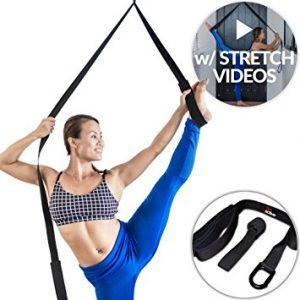 Flexibility & Deep Stretching