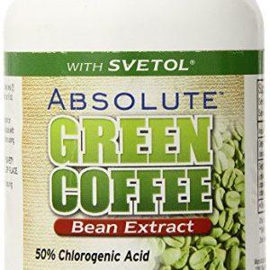 Absolute Nutrition Green Coffee Bean