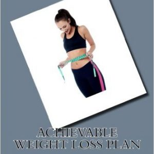 Achievable Weight Loss Plan