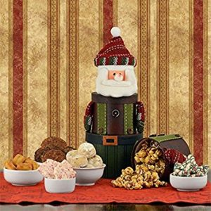 Santa's Tower of Treats