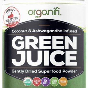 Green Juice Super Food Supplement