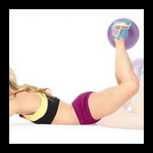 Pilates Lower Body Workout Video App