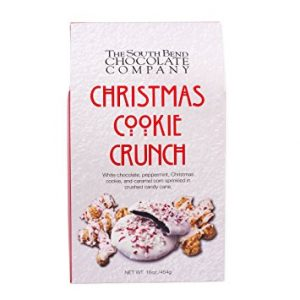 South Bend Chocolate Christmas Cookie Crunch