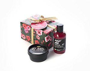 Lush Rosy Christmas Gift Box Set
