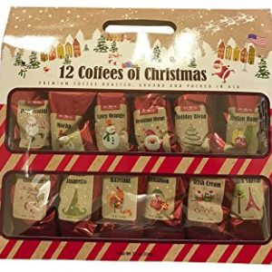 Gourmet Coffees of Christmas Holiday Gift Set